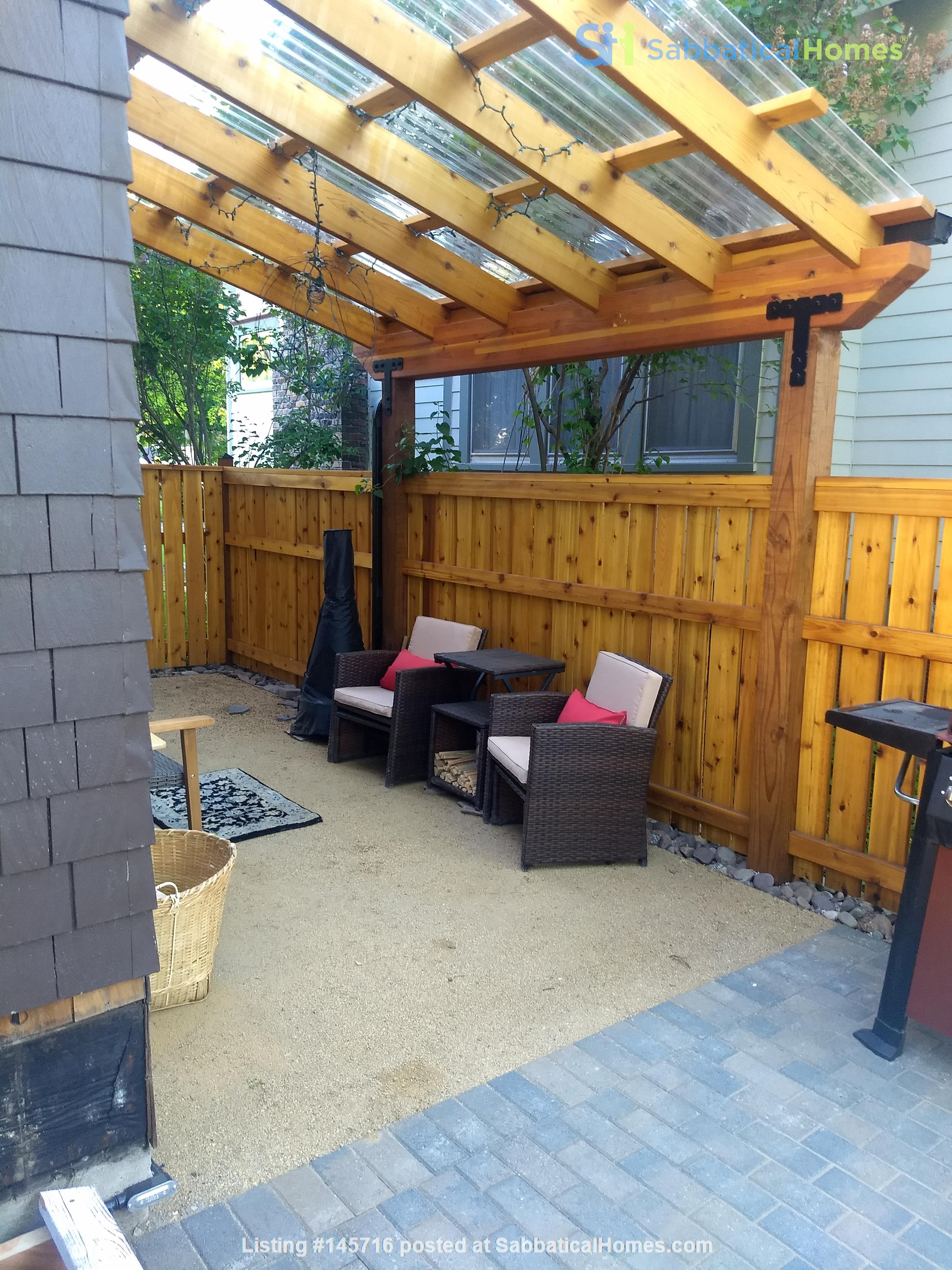 Fabulous family home one block from UM campus Home Rental in Missoula, Montana, United States 2