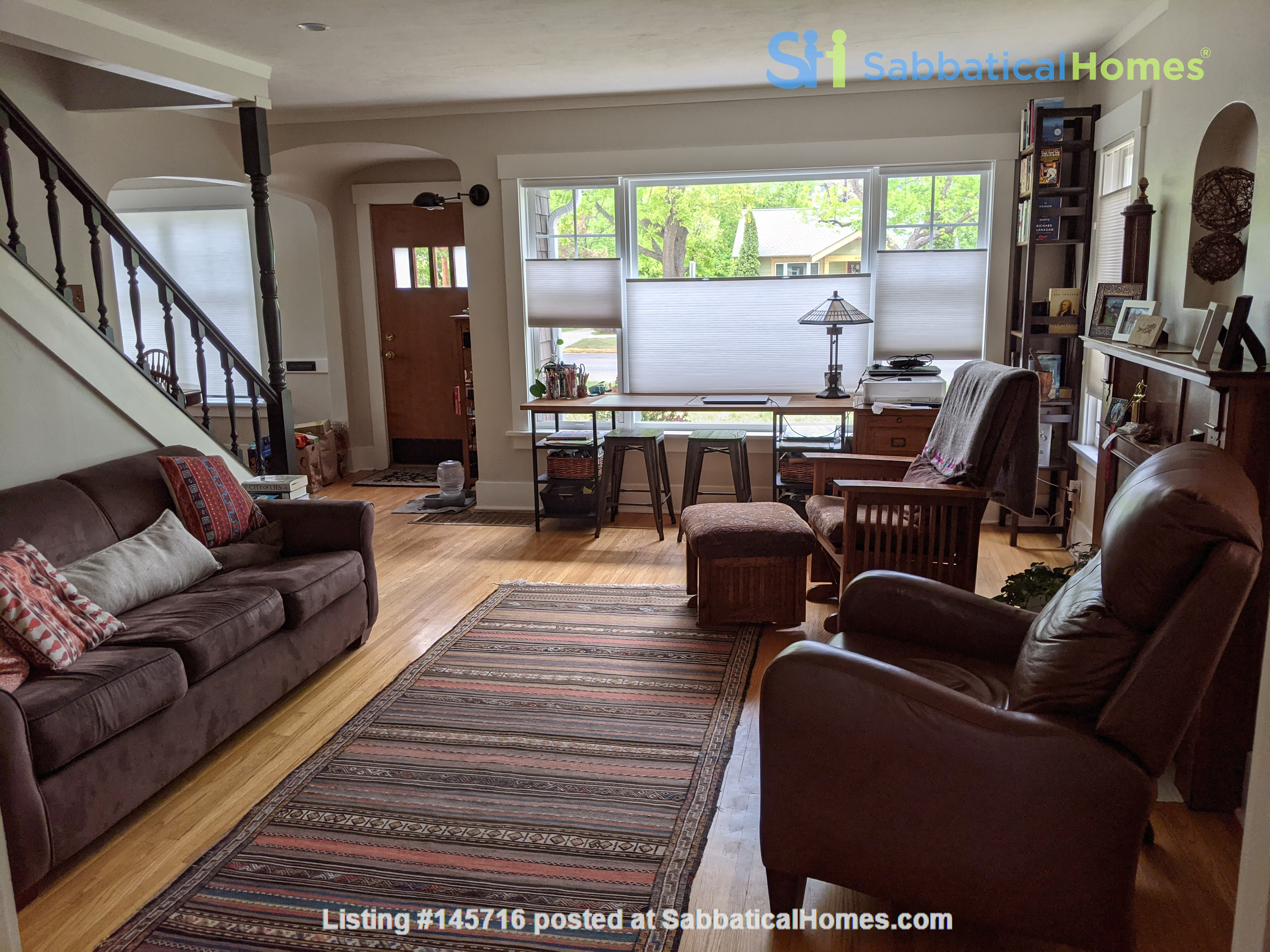 Fabulous family home one block from UM campus Home Rental in Missoula, Montana, United States 5