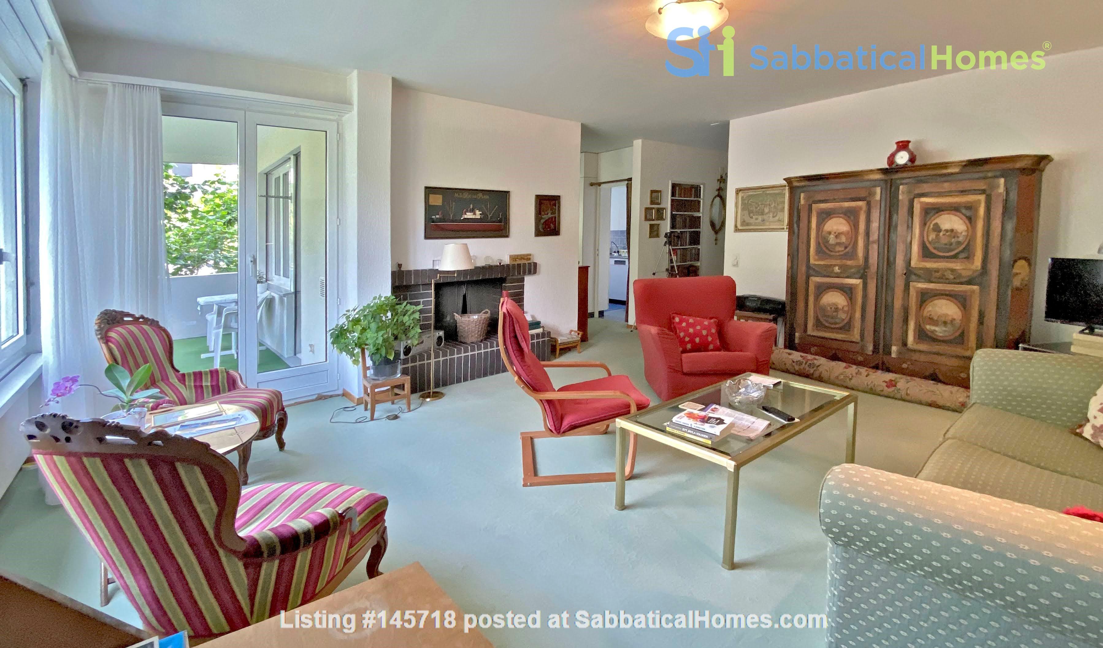 Upper Fluehgasse Home Rental in Zürich, Zürich, Switzerland 1