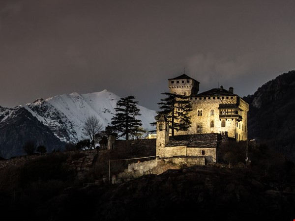 Romantic Italian castle at the foot of the Alps in Piemonte, Italy Home Rental in  9 - thumbnail