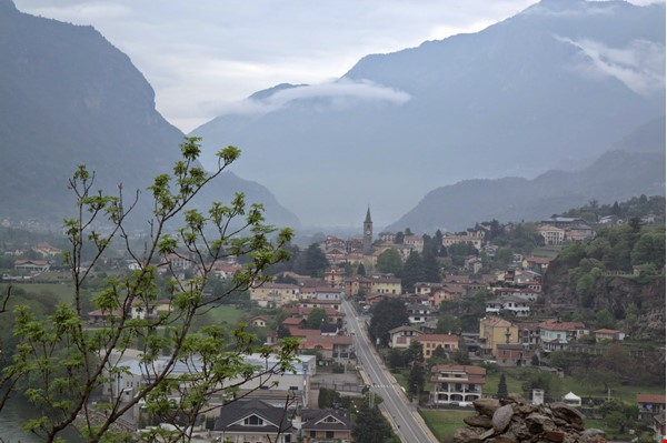 Romantic Italian castle at the foot of the Alps in Piemonte, Italy Home Rental in  5 - thumbnail