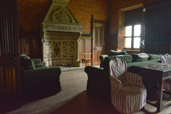 Romantic Italian castle at the foot of the Alps in Piemonte, Italy Home Rental in  8 - thumbnail