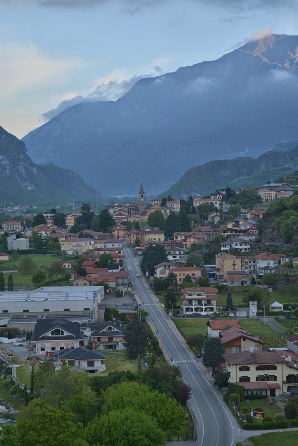 Romantic Italian castle at the foot of the Alps in Piemonte, Italy Home Rental in  7 - thumbnail