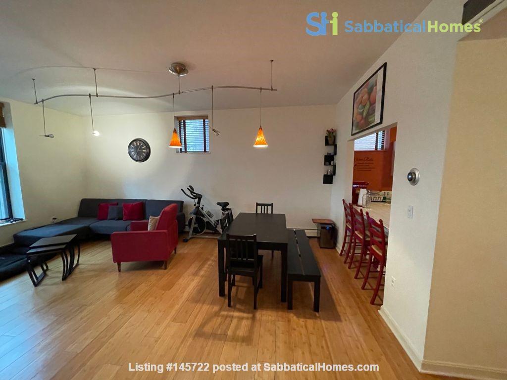 Stunning apartment in the lovely neighborhood of Coolidge Corner Home Rental in Brookline, Massachusetts, United States 8