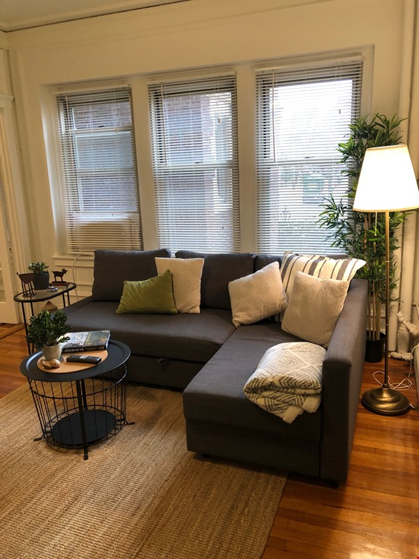 For Rent: A wonderful apartment in the heart of Harvard Square! Home Rental in Cambridge 2 - thumbnail