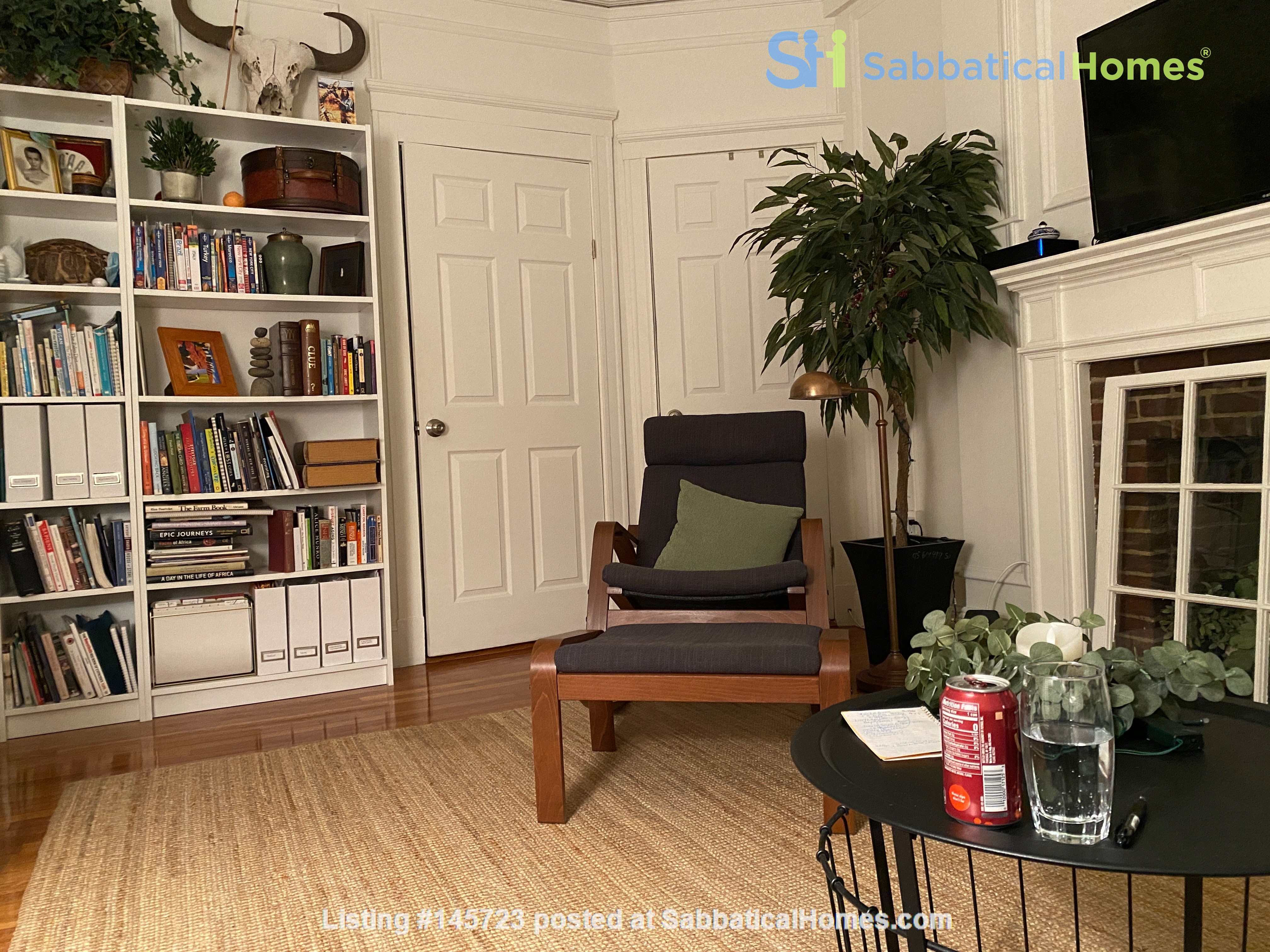 For Rent: A wonderful apartment in the heart of Harvard Square! Home Rental in Cambridge, Massachusetts, United States 1