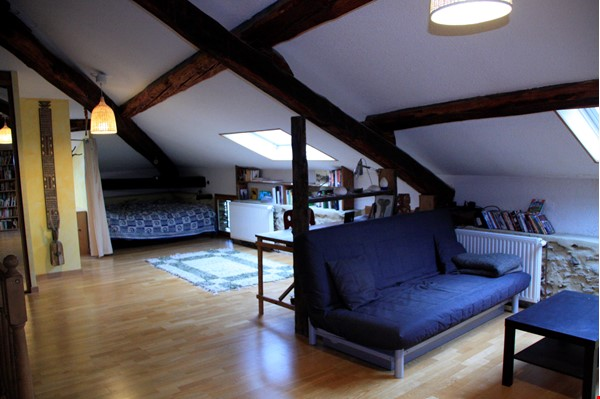 Cosy stone house in the french Alps with huge garden and mountain views Home Exchange in Le Moutaret 1 - thumbnail