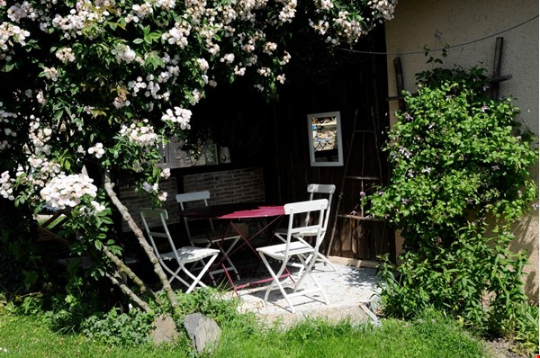 Cosy stone house in the french Alps with huge garden and mountain views Home Exchange in Le Moutaret 3 - thumbnail