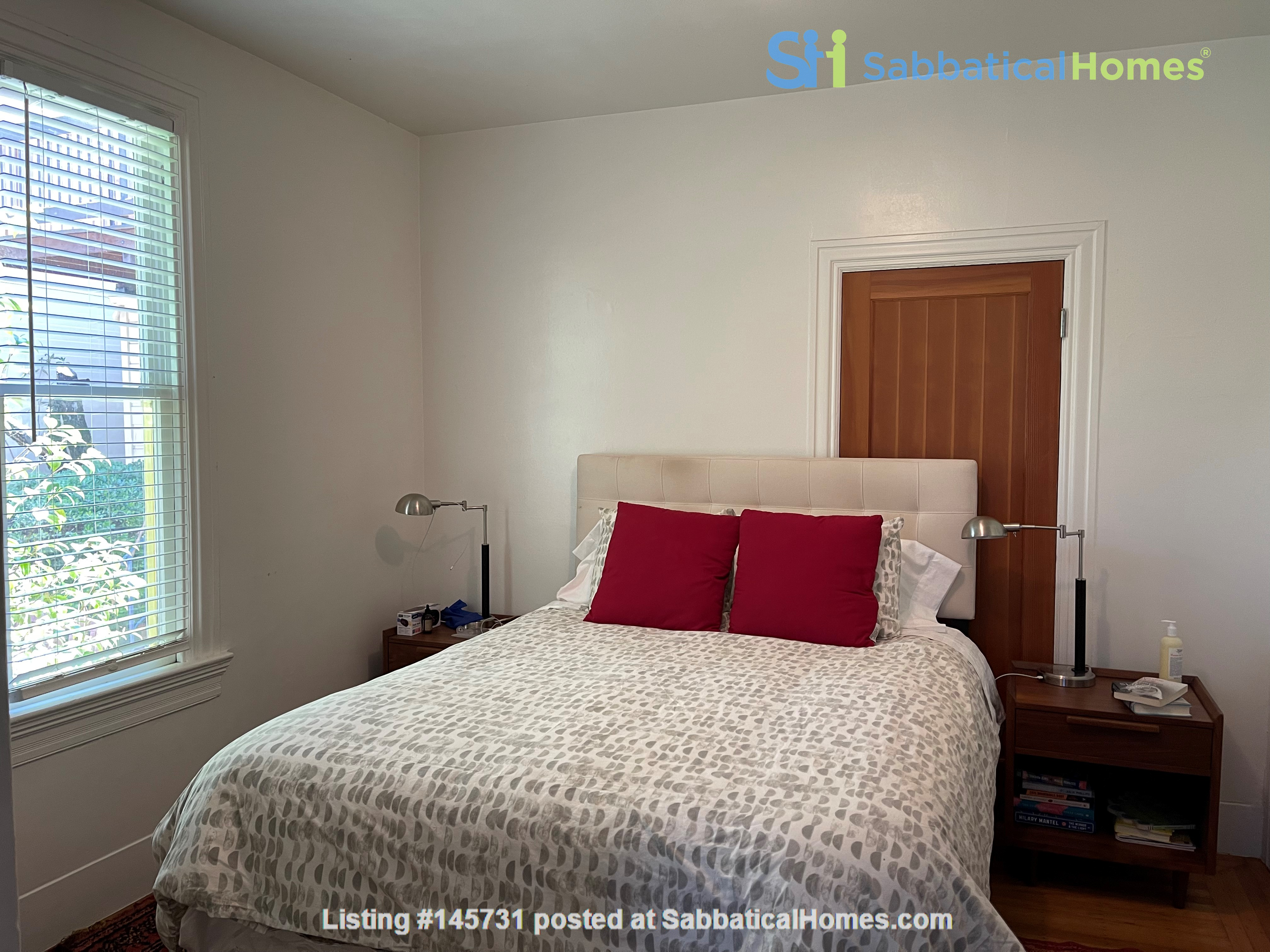 San Francisco 1 Bdr Cottage with a private garden Home Rental in SF 8