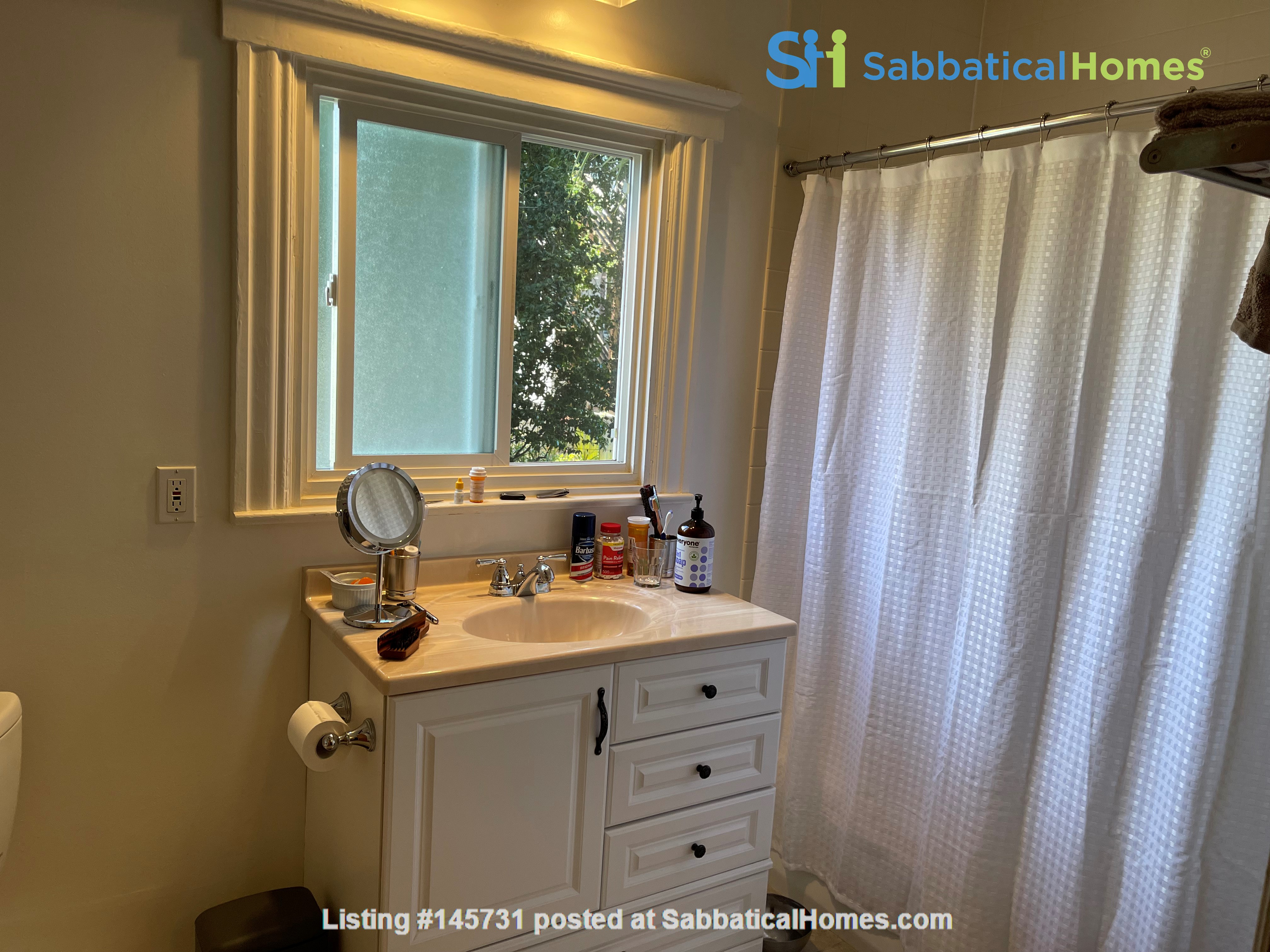 San Francisco 1 Bdr Cottage with a private garden Home Rental in SF 9
