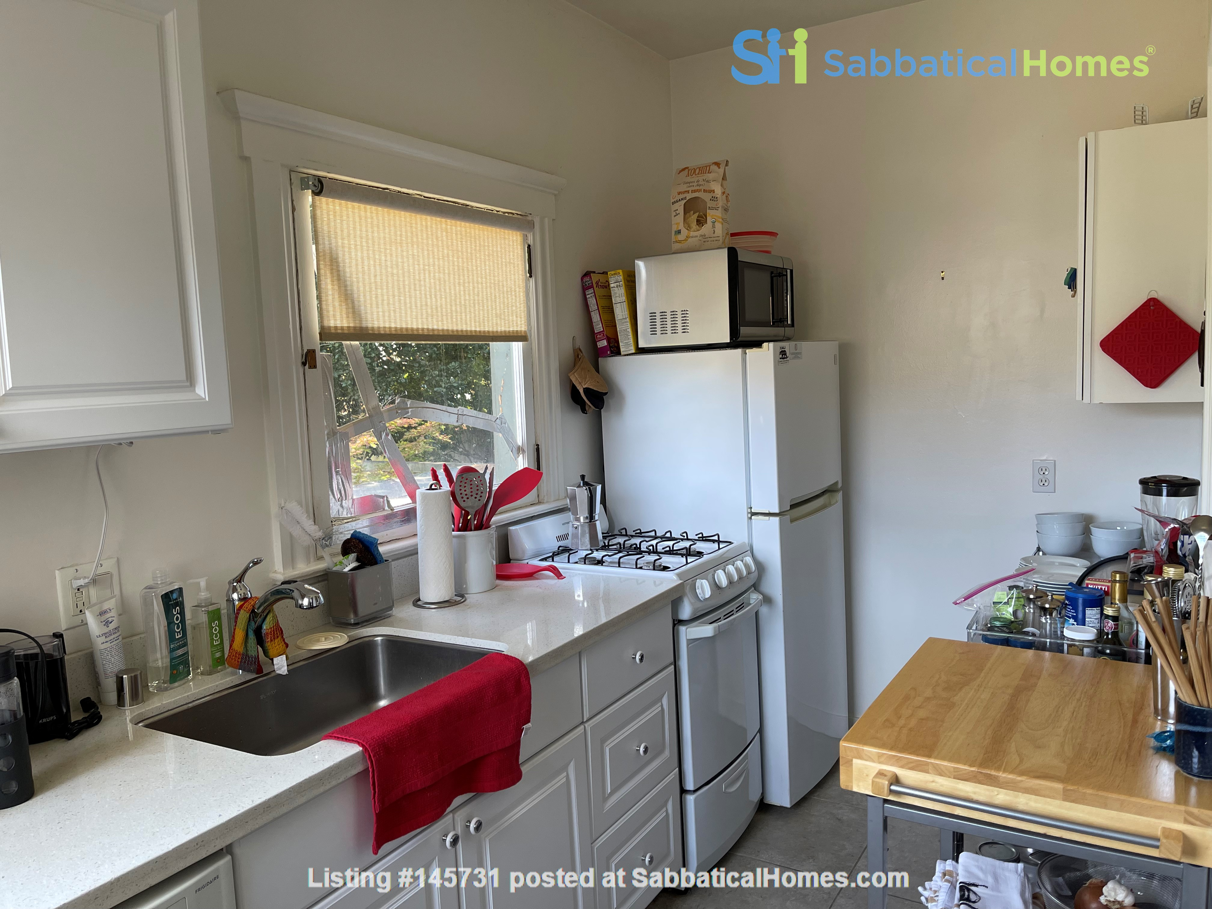 San Francisco 1 Bdr Cottage with a private garden Home Rental in SF 6