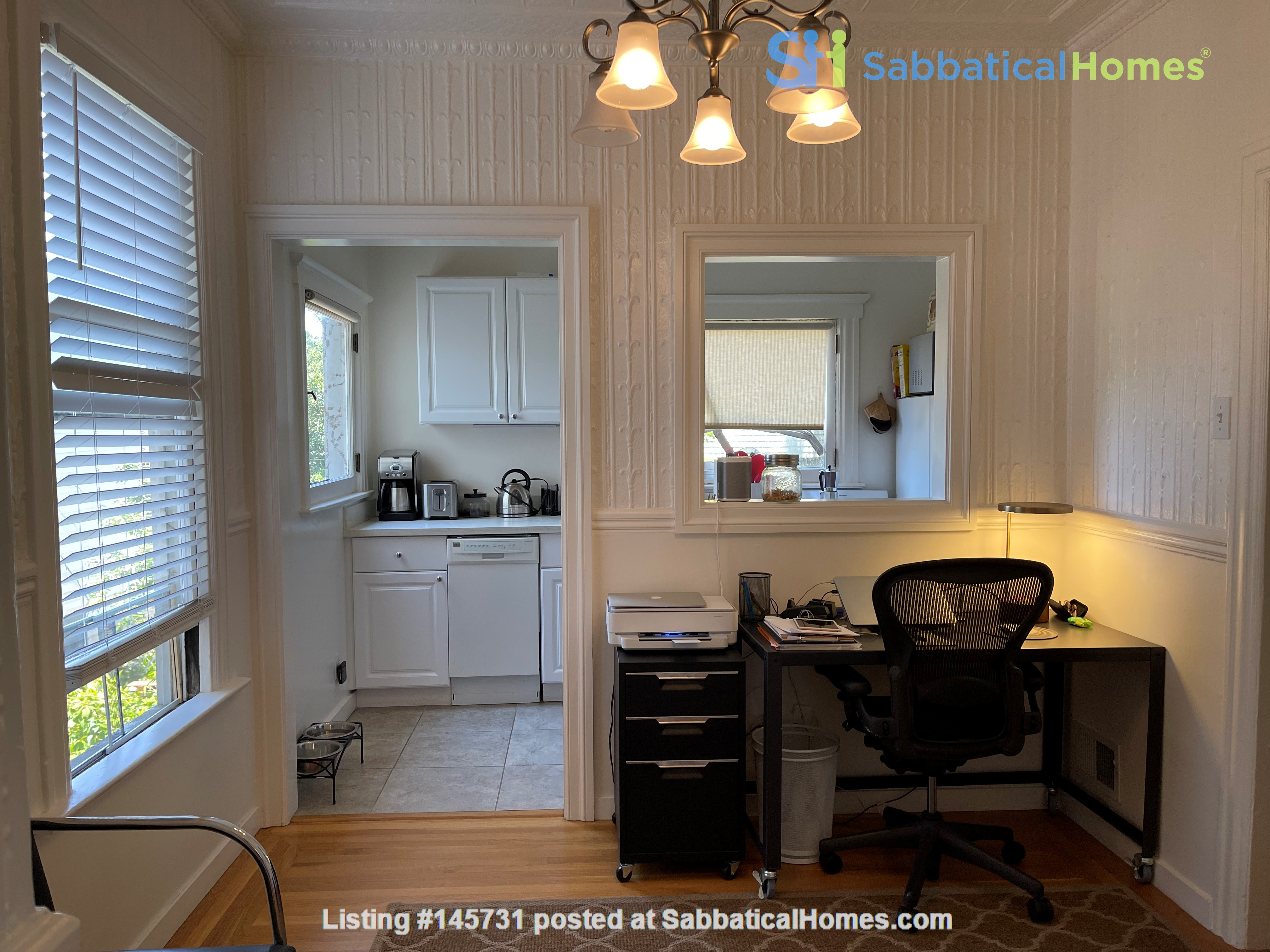 San Francisco 1 Bdr Cottage with a private garden Home Rental in SF 5