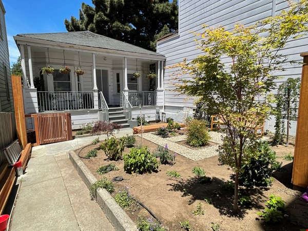 San Francisco 1 Bdr Cottage with a private garden Home Rental in SF 0 - thumbnail