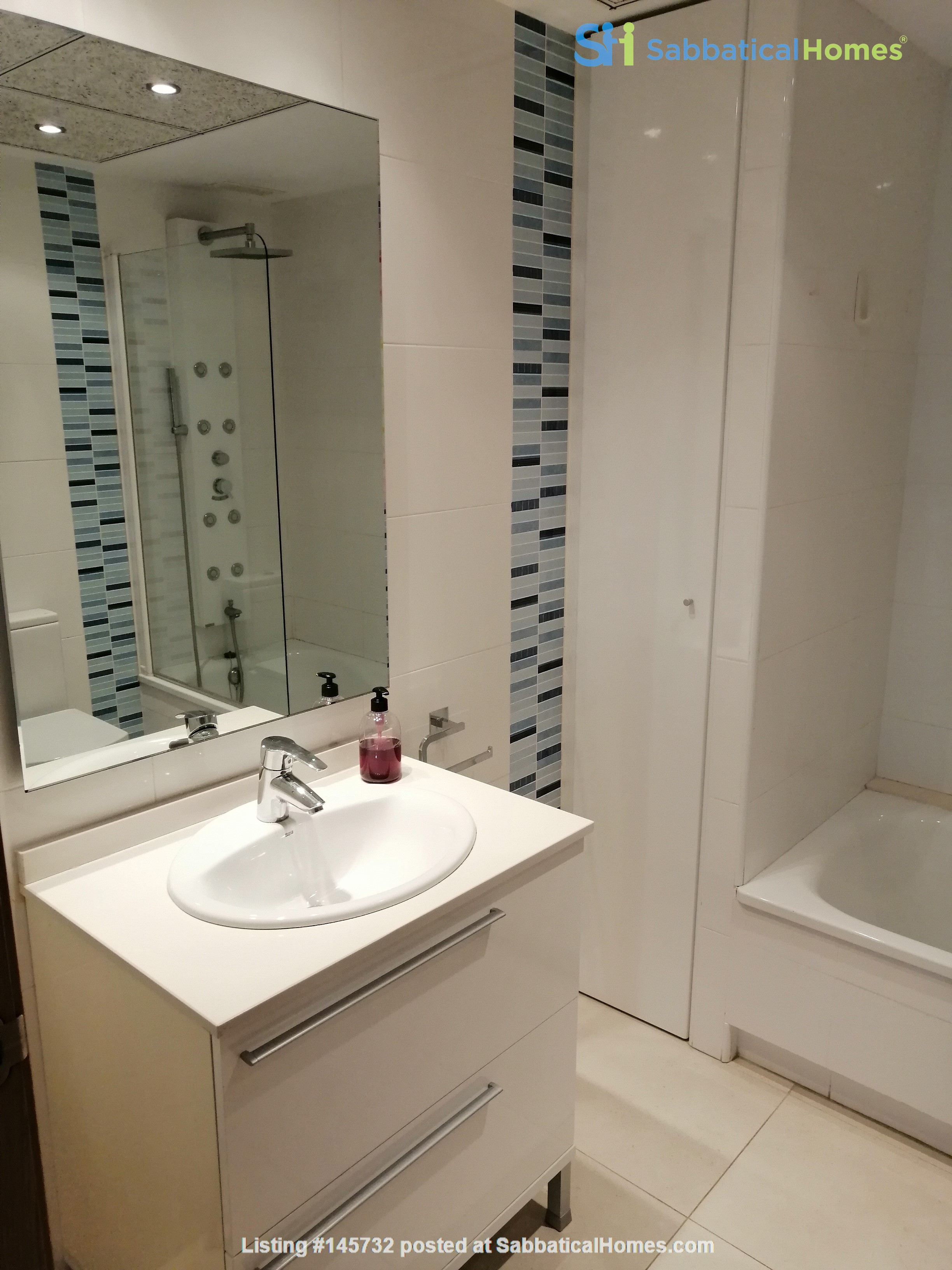 Excellent apartment in Valencia Home Rental in  6