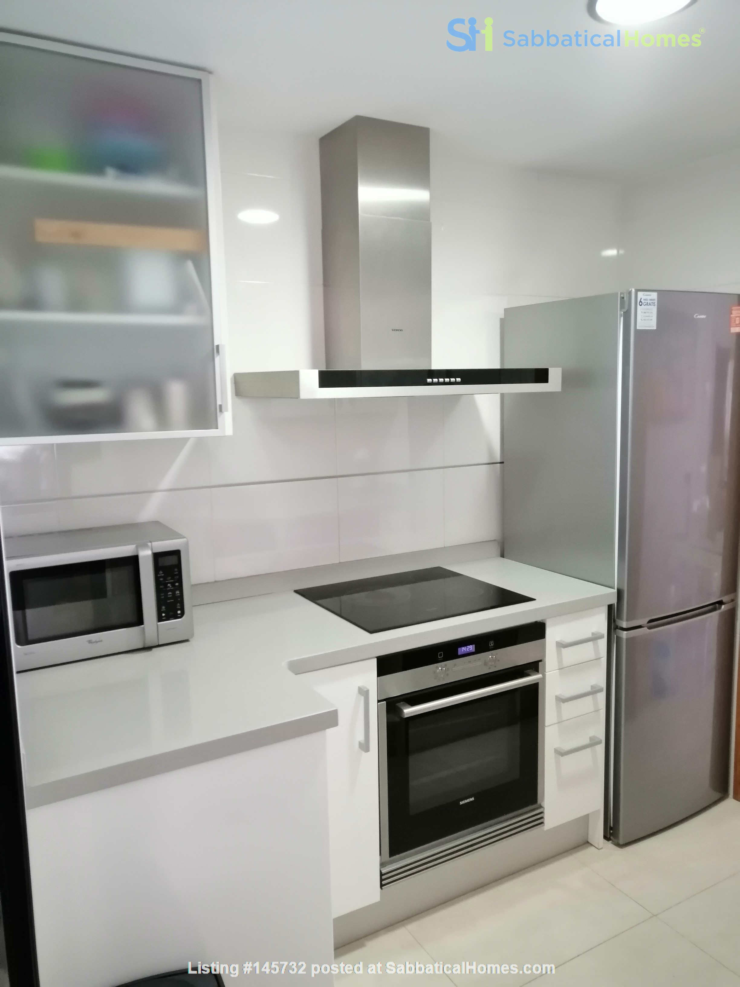 Excellent apartment in Valencia Home Rental in  8