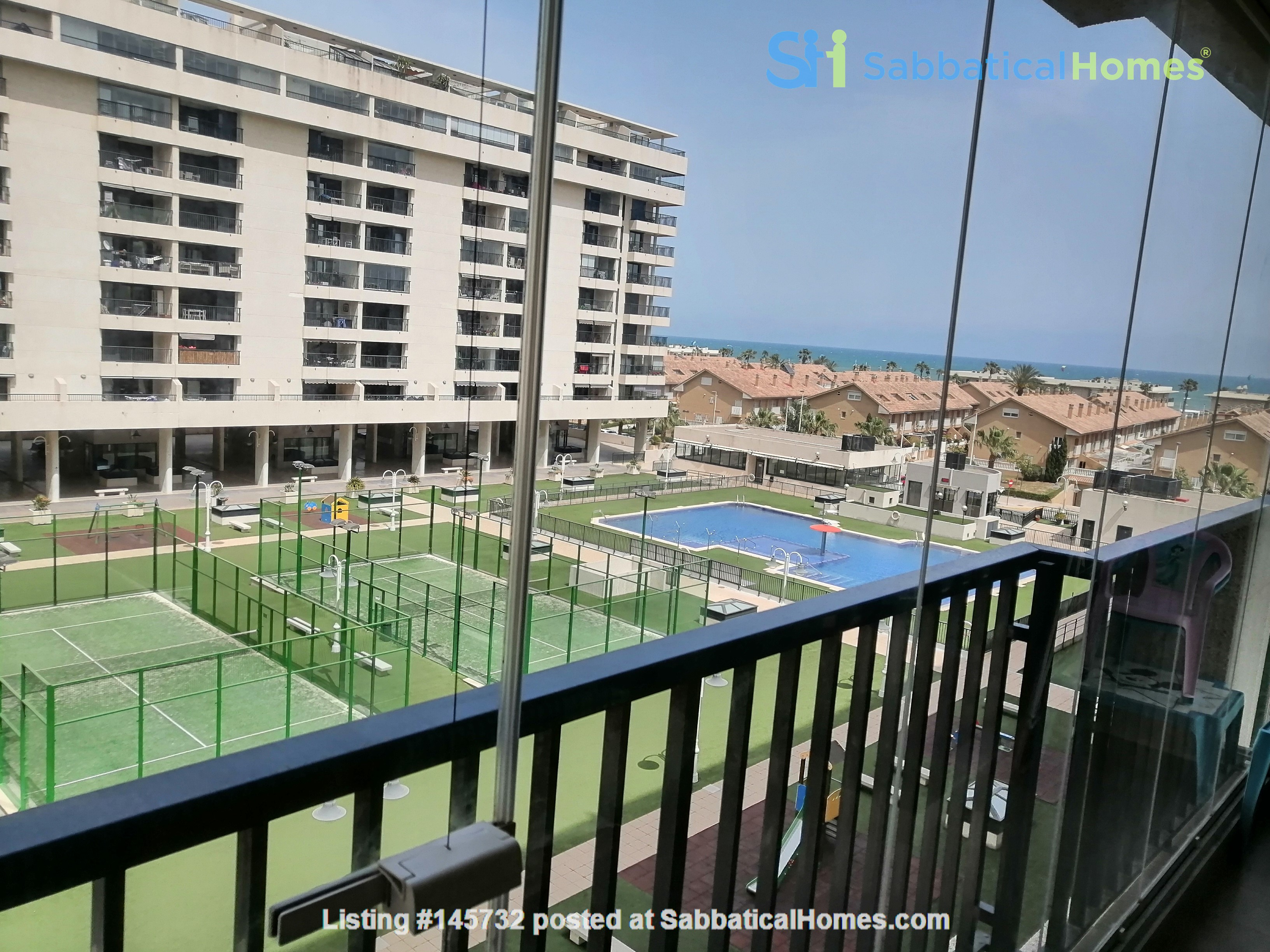 Excellent apartment in Valencia Home Rental in  1