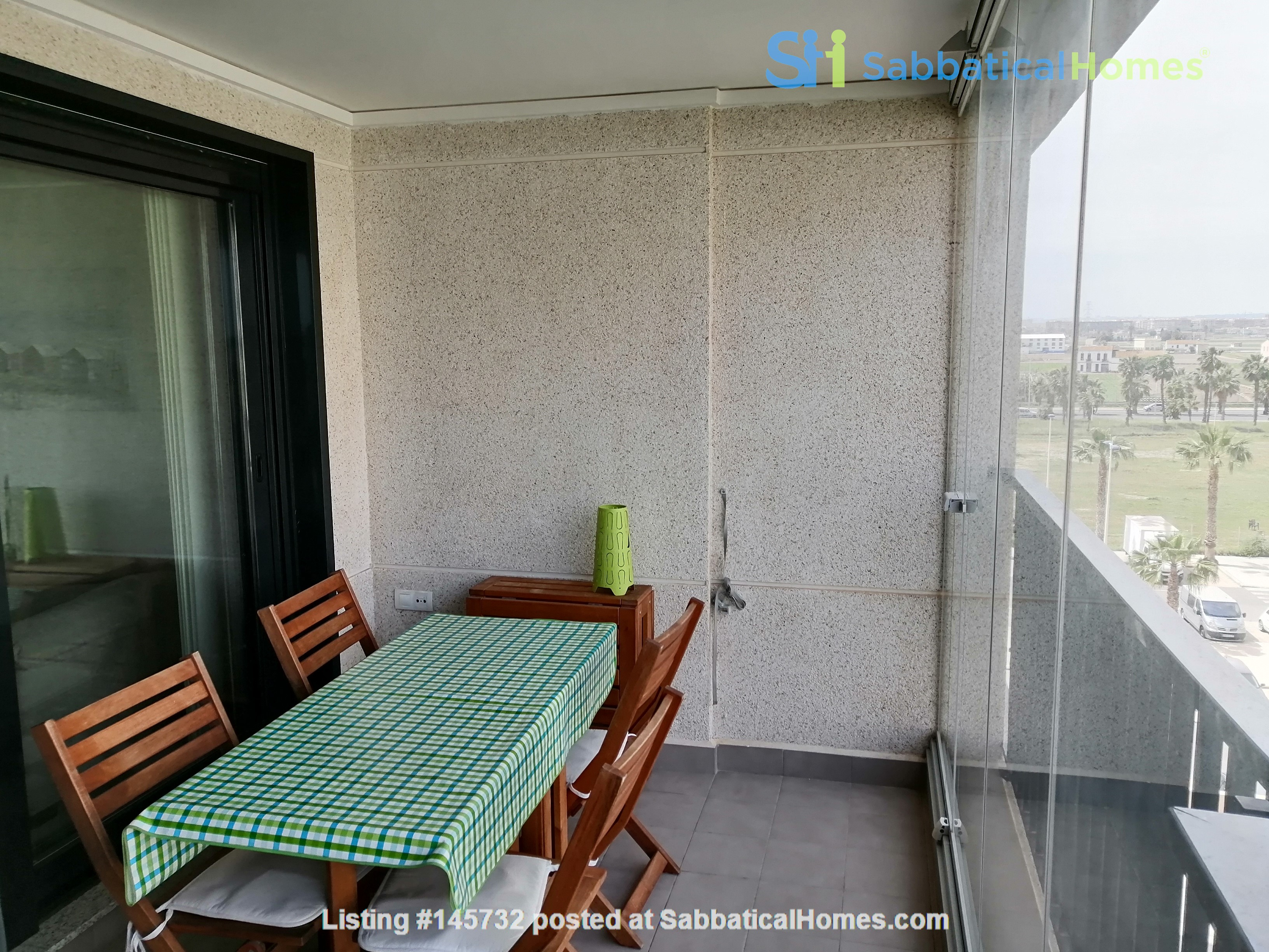 Excellent apartment in Valencia Home Rental in  2