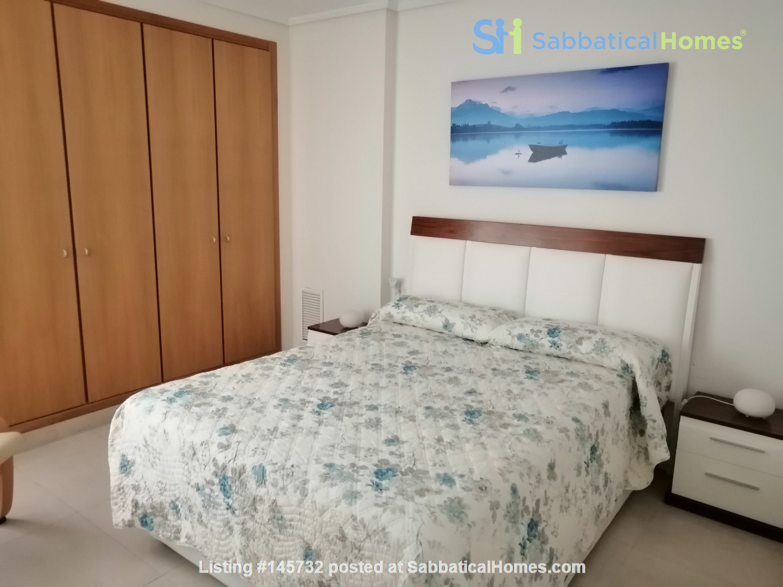Excellent apartment in Valencia Home Rental in  5