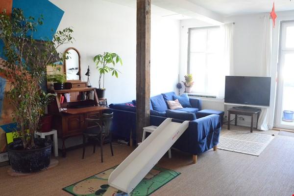listing image for 3,5 rooms, 121sqm, top-floor apt. in Tiergarten (city west)