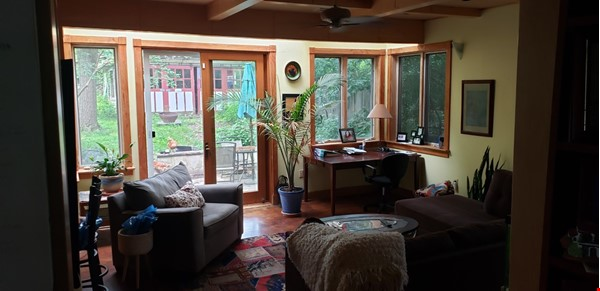 One or Two Bedroom  Getaway in Takoma Park Home Rental in Takoma Park 3 - thumbnail