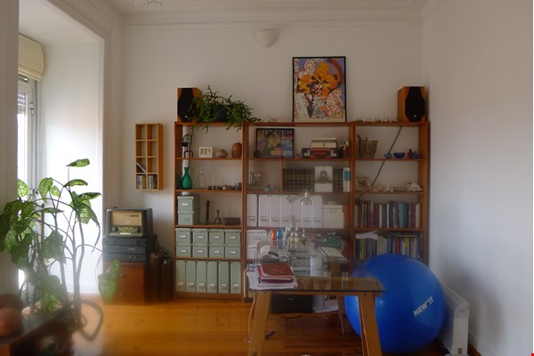 Sunny, central and quiet one-bedroom apartment - perfect for a couple Home Exchange in Lisboa 2 - thumbnail