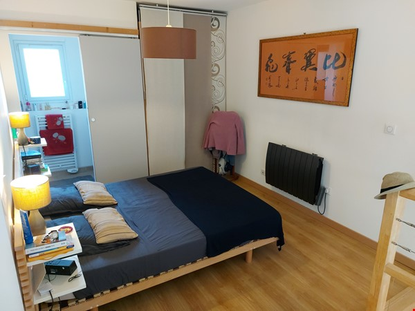 Cosy family house in Nantes between Atlantic coast and cultural activities Home Exchange in Saint-Herblain 7 - thumbnail