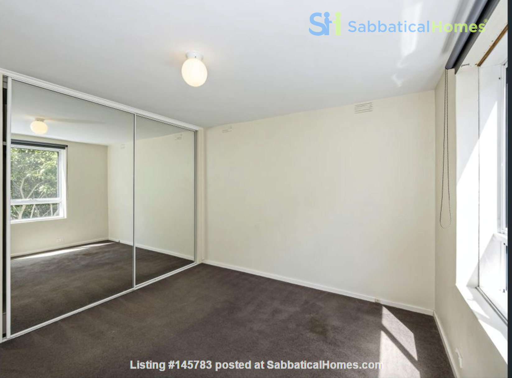2 bedroom apartment in inner city Melbourne Home Rental in St Kilda East 2