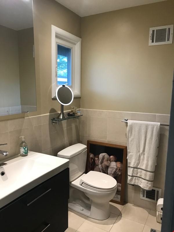 Renovated mid-century modern home (furnished) in desirable Chevy Chase, MD Home Rental in Chevy Chase 8 - thumbnail