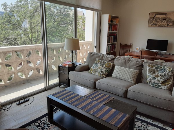 Airy 2-bd, 2-bth condominium facing UT campus. Home Rental in Austin 0 - thumbnail
