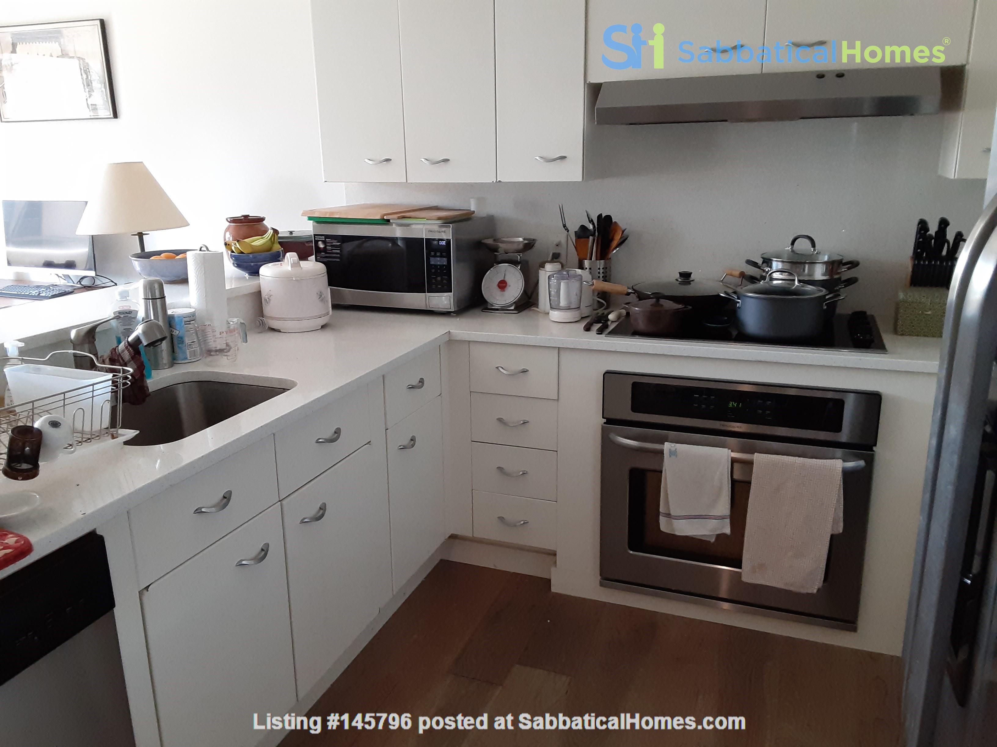 Airy 2-bd, 2-bth condominium facing UT campus. Home Rental in Austin 2