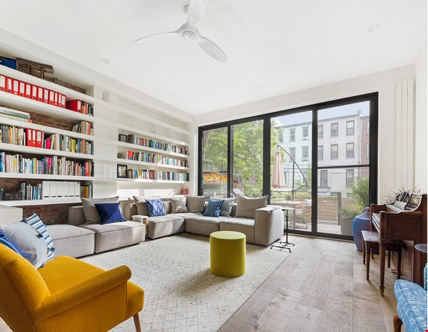 A unique Architectural gem in Fort Greene, Brooklyn Home Rental in  1 - thumbnail