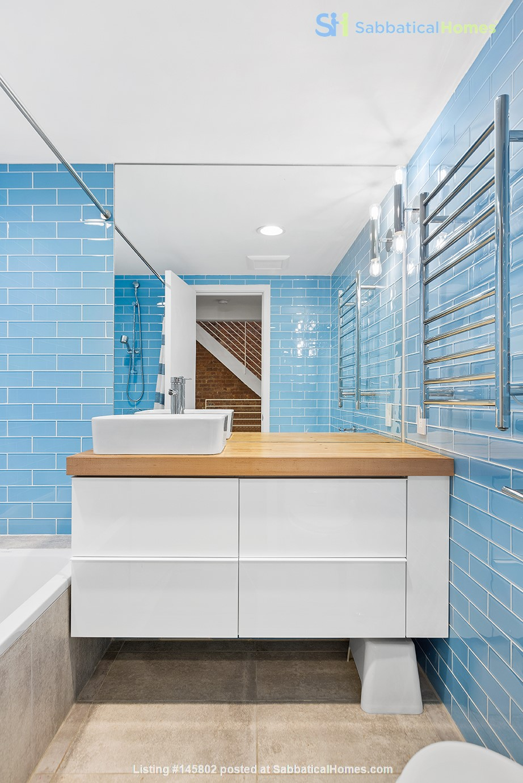 A unique Architectural gem in Fort Greene, Brooklyn Home Rental in  6
