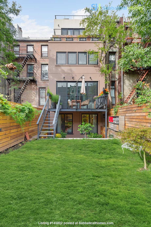 A unique Architectural gem in Fort Greene, Brooklyn Home Rental in  9