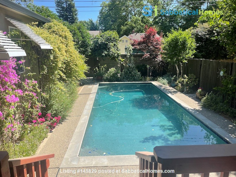 Beautiful 3 BR/2 BA home w/ pool in Land Park area of Sacramento Home Rental in Sacramento 7