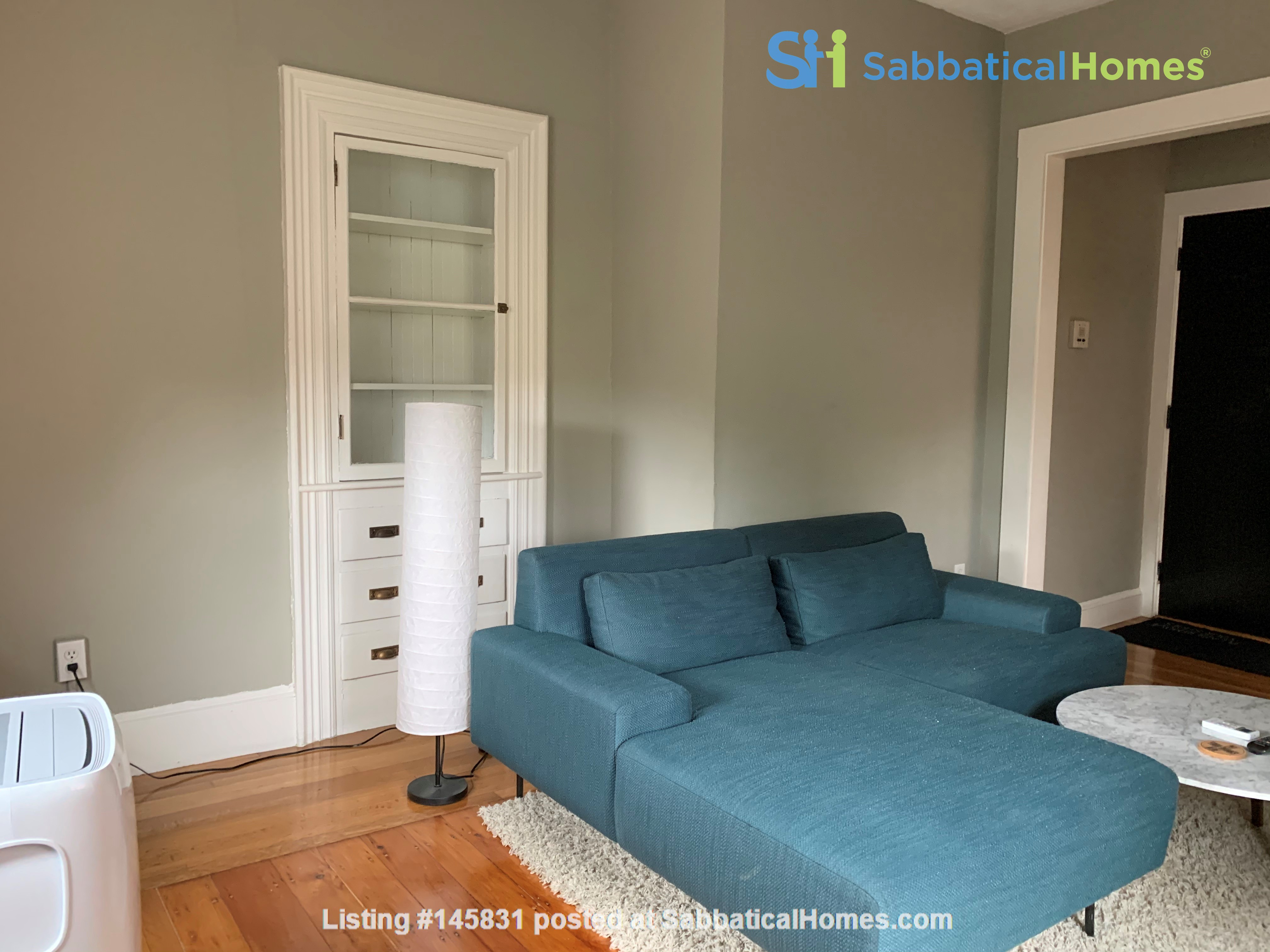 Harvard MIT HKS HBS! Fully furnished all utilities! Pets OK! No fee! Home Rental in Cambridge 7