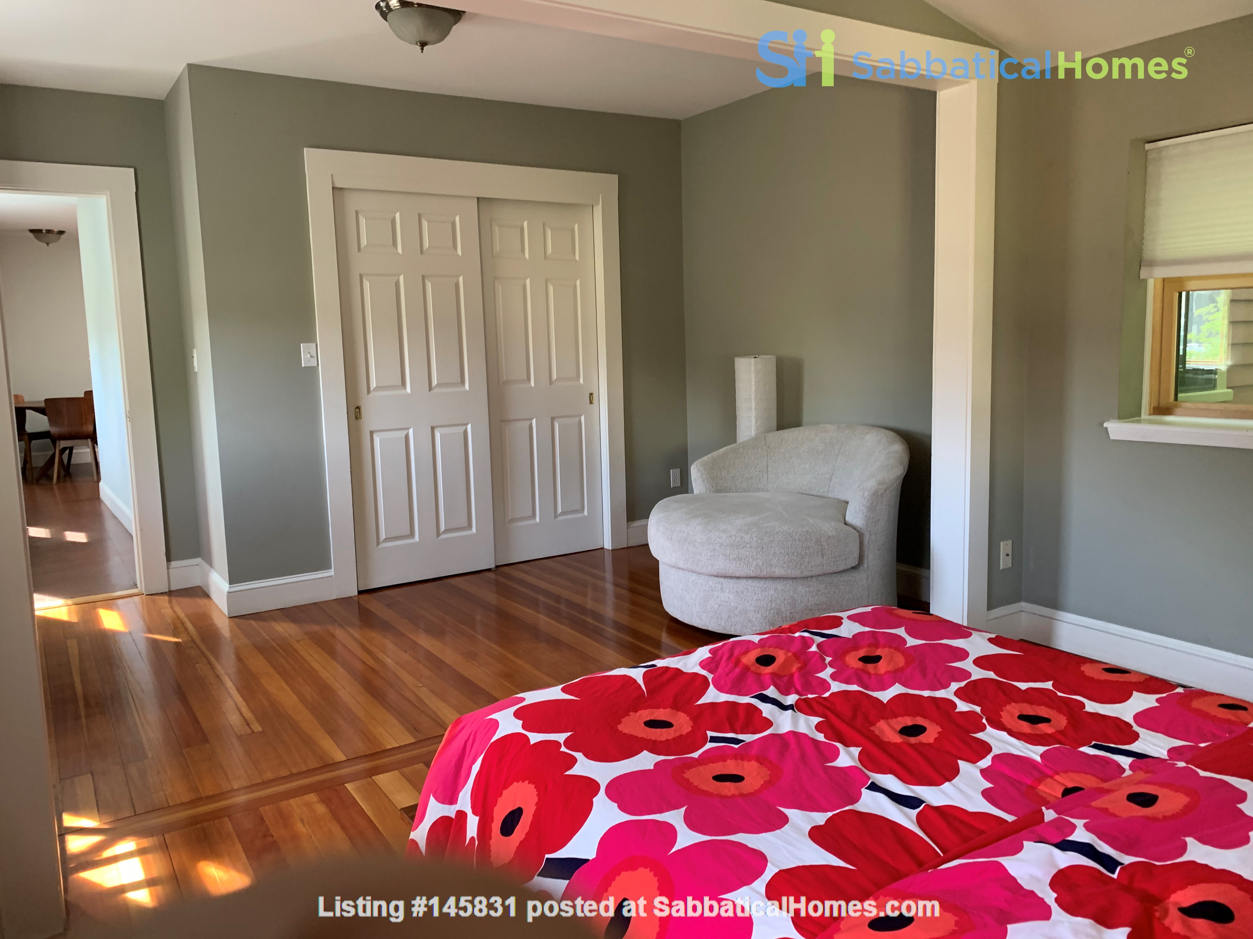 Harvard MIT HKS HBS! Fully furnished all utilities! Pets OK! No fee! Home Rental in Cambridge 0