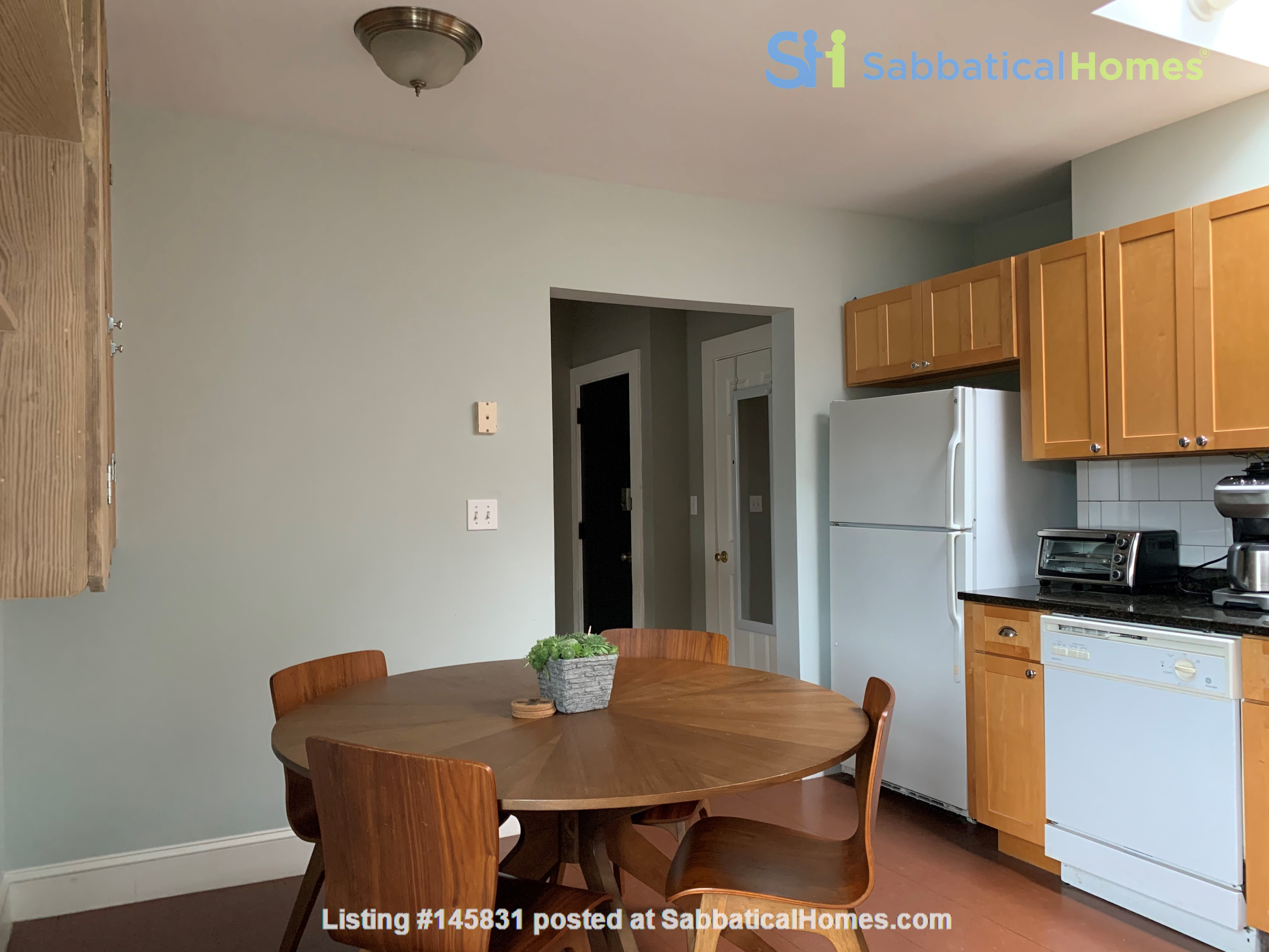 Harvard MIT HKS HBS! Fully furnished all utilities! Pets OK! No fee! Home Rental in Cambridge 5