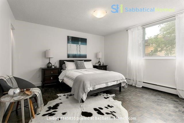 Bright 3 bedroom near SMU, Dalhousie, downtown Halifax and the waterfront. Home Rental in Halifax 2