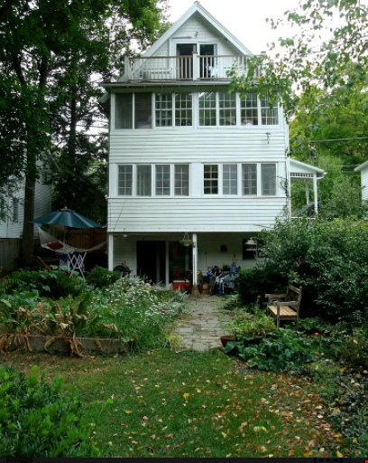 Lovely furnished 4-br, short beautiful walk from Cornell, for spring 2022 Home Rental in Ithaca 4 - thumbnail