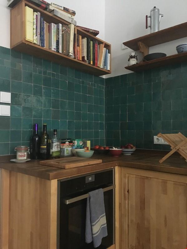 Freshly renovated, quiet, ground-floor apt w/terrace & beautiful details Home Rental in Berlin 4 - thumbnail