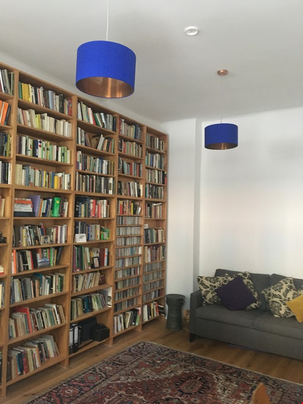 Freshly renovated, quiet, ground-floor apt w/terrace & beautiful details Home Rental in Berlin 2 - thumbnail