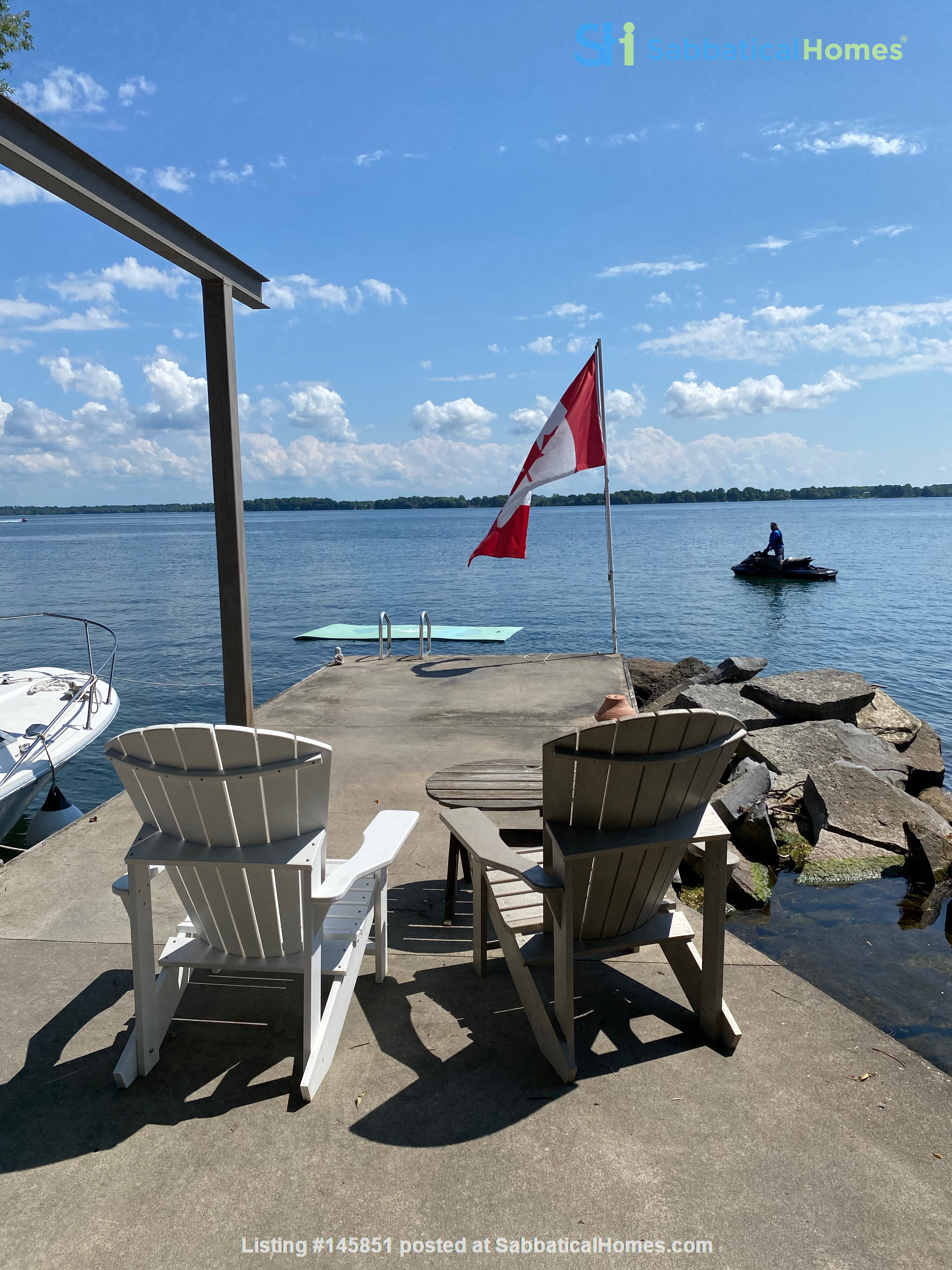 Natural Island Sanctuary close to Queen's/RMC Home Rental in  0