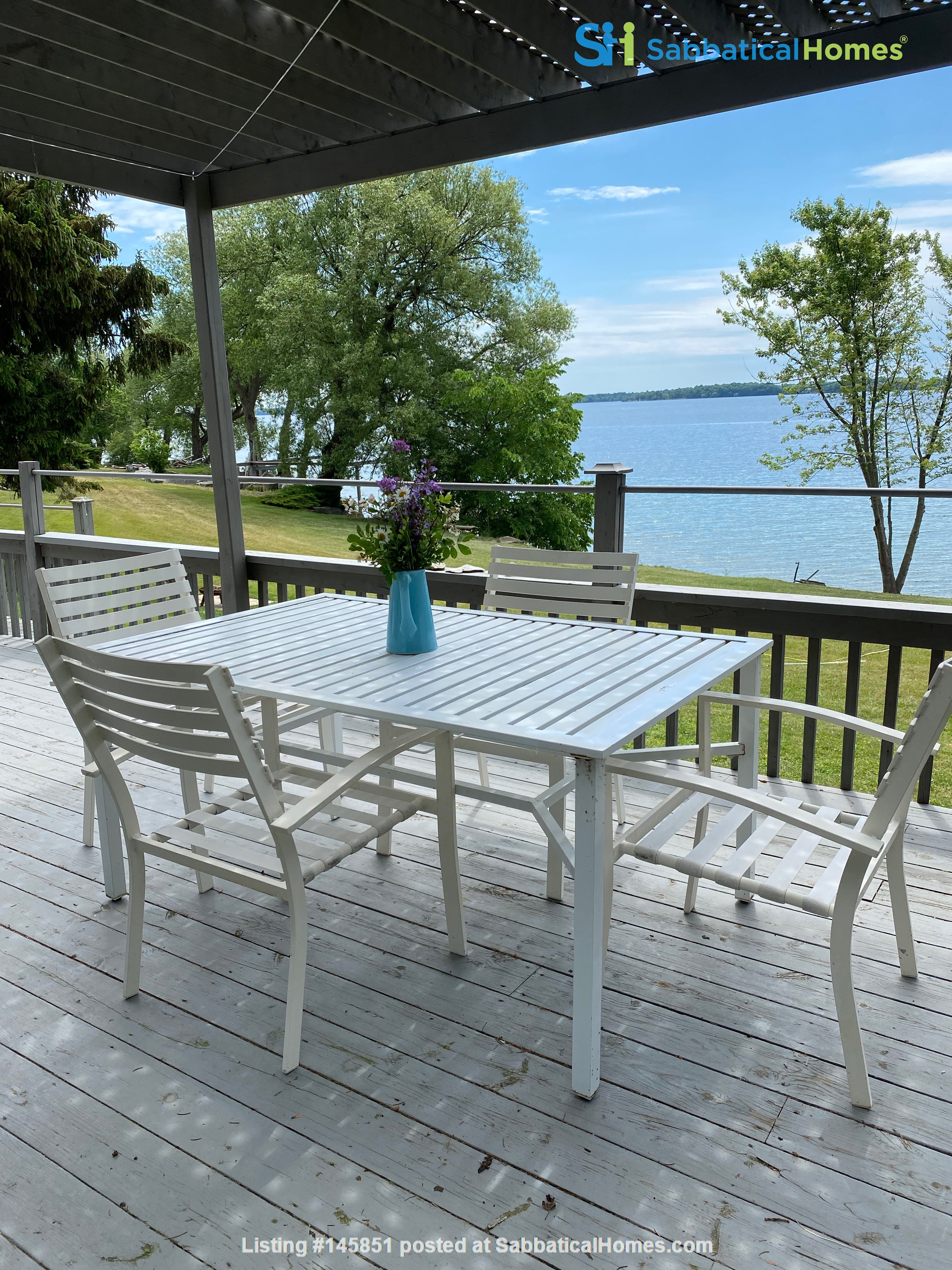 Natural Island Sanctuary close to Queen's/RMC Home Rental in  12