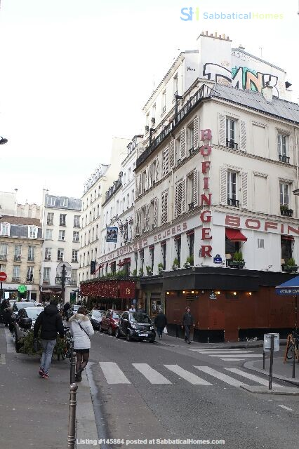 Luxury for 2 people in the Marais - easy walk everywhere! Home Exchange in Paris 5