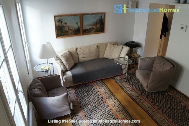 Luxury for 2 people in the Marais - easy walk everywhere! Home Exchange in Paris 1