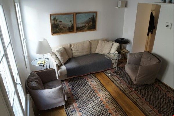 Luxury for 2 people in the Marais - easy walk everywhere! Home Exchange in Paris 1 - thumbnail
