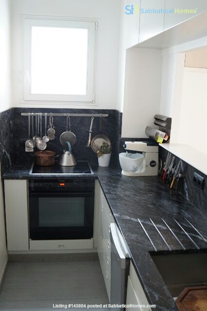 Luxury for 2 people in the Marais - easy walk everywhere! Home Exchange in Paris 6