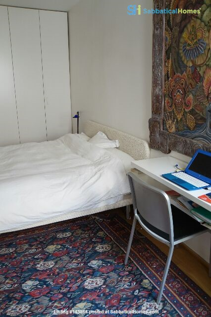 Luxury for 2 people in the Marais - easy walk everywhere! Home Exchange in Paris 2