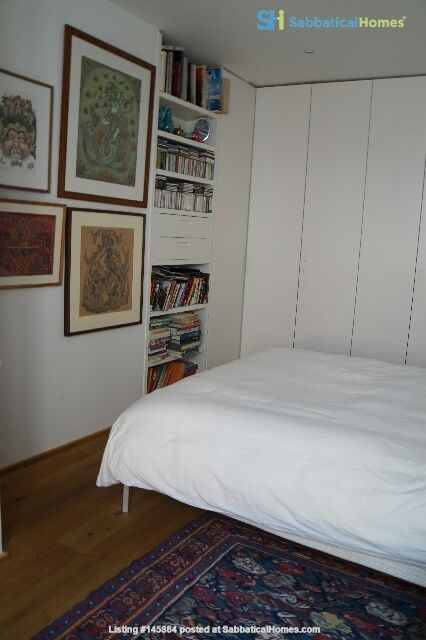 Luxury for 2 people in the Marais - easy walk everywhere! Home Exchange in Paris 3