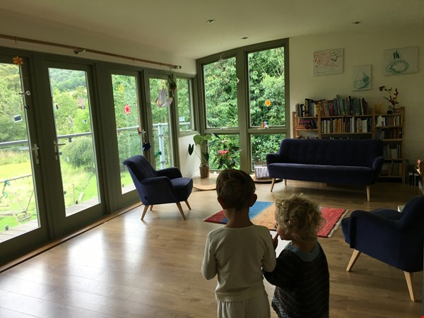Bright and spacious house in Scottish Highlands with a large garden Home Rental in  2 - thumbnail